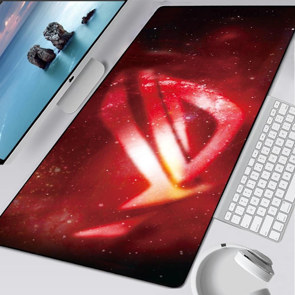 Keyboard Mat XXL Rubber Gaming Mousepad Desk Mat Large Mouse Pad Mat Large Pad Laptop Mouse Notbook