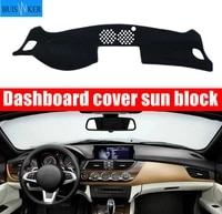 for bmw z4 e89 20092016 anti slip anti uv mat dashboard cover pad sun shade dashmat protect carpet accessories 2012 2014 2015