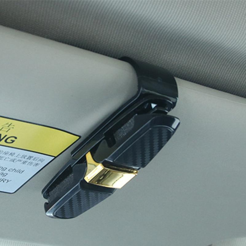 Держатель для солнцезащитных очков, держатель для карт, зажим для солнцезащитных очков, автомобильный солнцезащитный козырек, держатель для солнцезащитных очков, автомобильные аксессуары