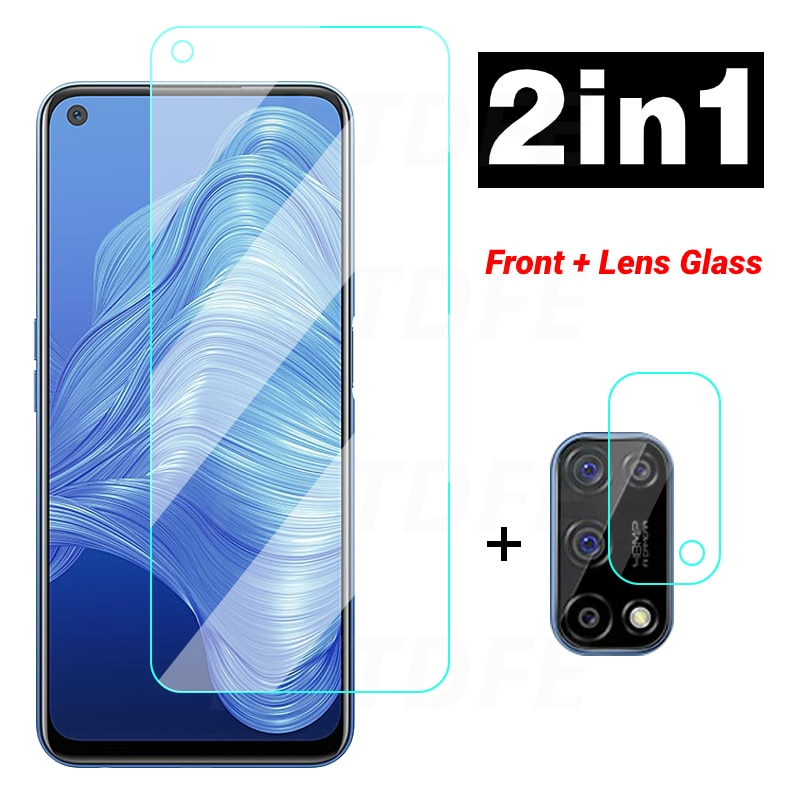 2-in-1-screen-protector-protective-glass-for-realme-7-6-5-pro-6s-5s-6i-5i-safety-camera-lens-for-realme-7i-global-7-asia-glass