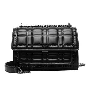 Designer Bag Female New Fashion Korean Fashion Bag Square Sling Bag Chain Shoulder Crossbody Messenger Bag Purses and Handbags