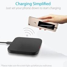 Qi Wireless-ladegerät Pad für Xiao mi mi Hinweis 10 Fall Telefon Zubehör Lade Drahtlose Empfänger Für Xao mi mi note10 TPU Abdeckung