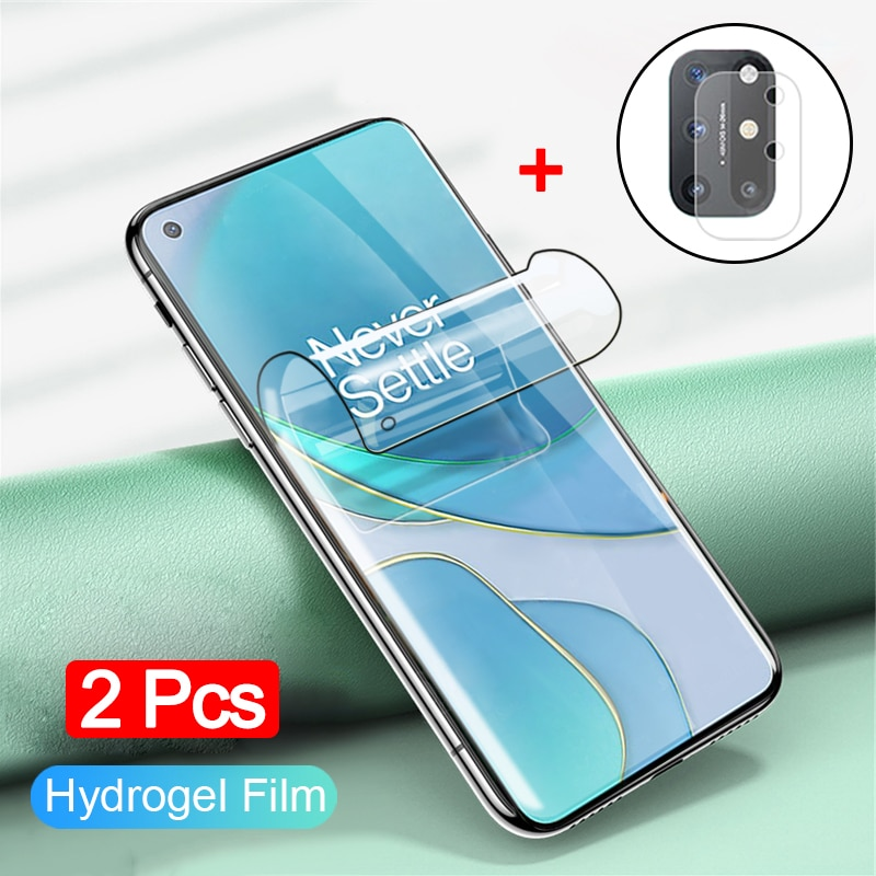 oneplus 9 Pro nord 2 hydrogel film + kamera glas für one plus nord 2 ce 5g screen protector oneplus 8 pro hidrogel oneplus 8t oneplus nord 2 one plus 8 t 8pro