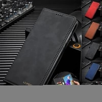 leather flip stand cover luxury wallet case for samsung galaxy s8 s9 s10 s20 ultra note 10 plus a10 a20 a30 a50s a21 a41 a51 a71