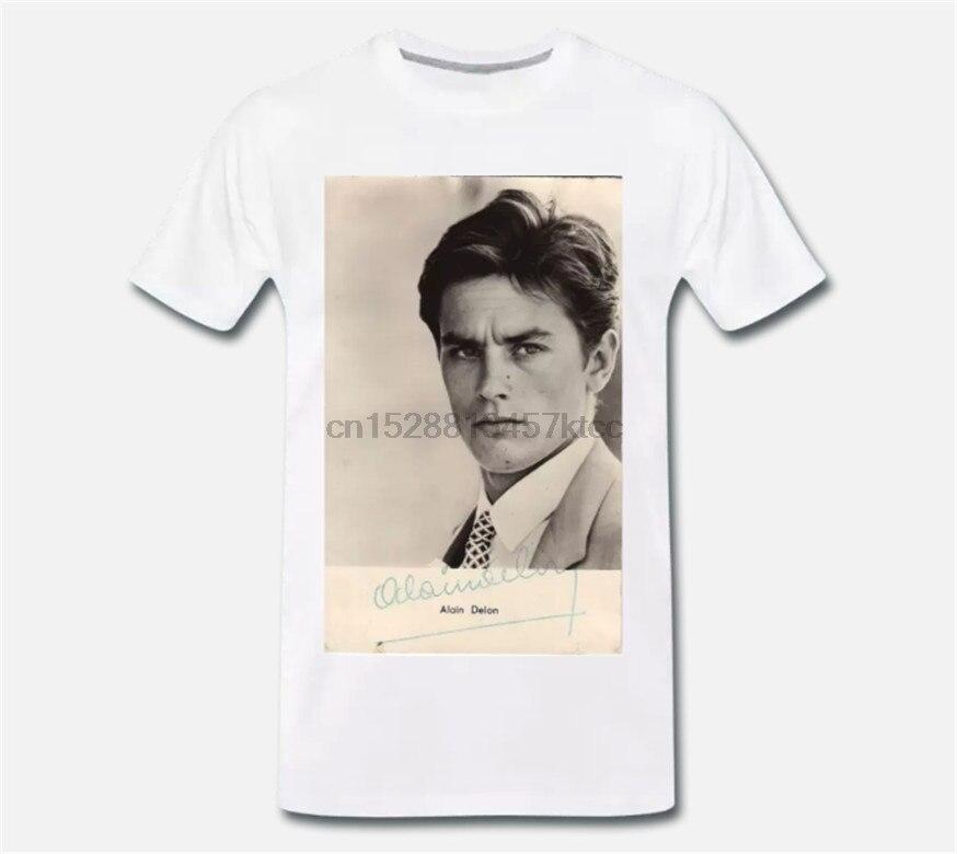 Camiseta Maglia Alain Delon Francia Mito Sexy 2 - S M L...