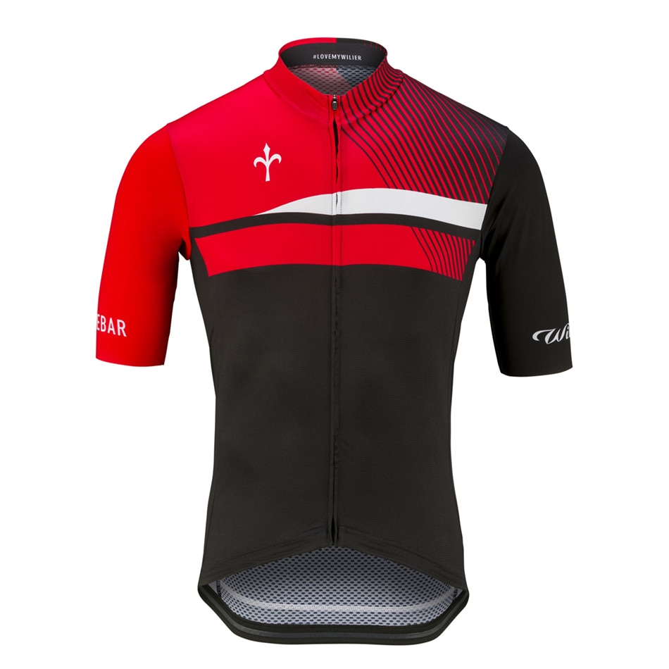 Wilier Cycling Jersey Men Bike Suits 2020 Summer Short Sleeve Shirts Bib shorts Maillot Ciclismo Ropa Bicycle Clothing Mtb Top