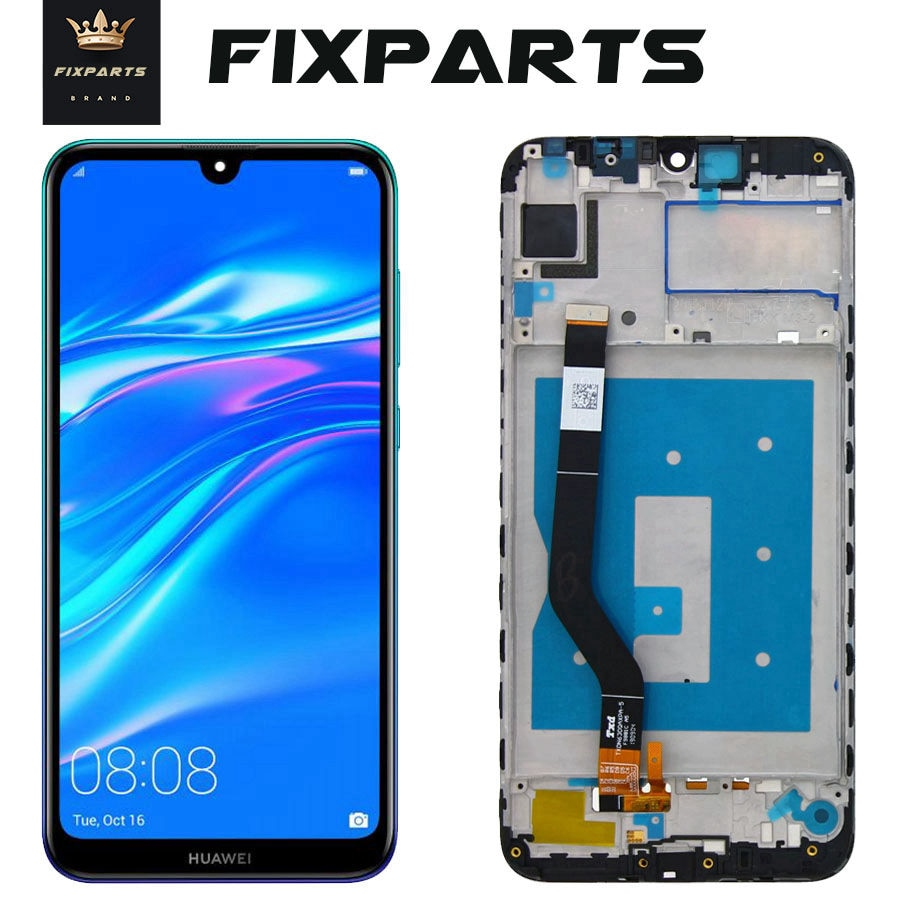 Original LCD for Huawei Y7 2019 DUB-LX3 DUB-L23 DUB-LX1 Display Touch Screen Panel For Huawei Y7 Pri