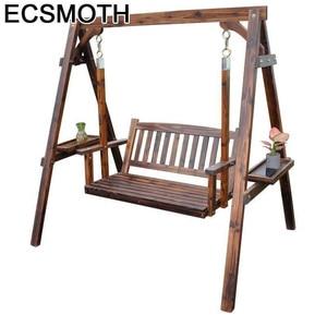 Tuinmeubelen Mobilya Exterieur Hamac Rocking Chair Patio Dondolo Giardino Mueble Salon De Jardin Garden Furniture Outdoor Swing