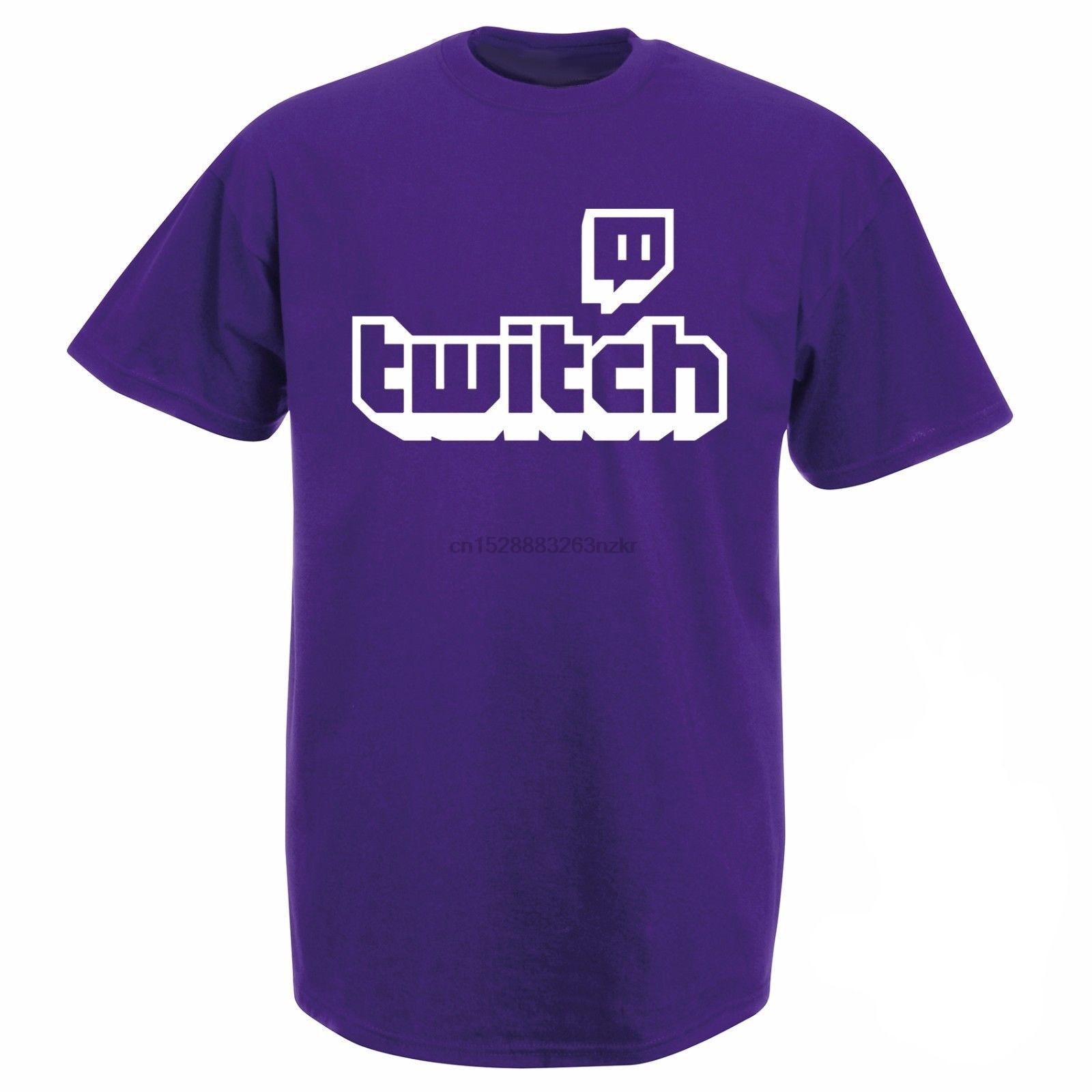 Camiseta de la TV del tirante-Camiseta púrpura del jugador superior del jugador del Día del Padre Regalos del ventilador del Día de los padres camiseta del cuello redondo de la personalidad de los hombres de moda camisetas