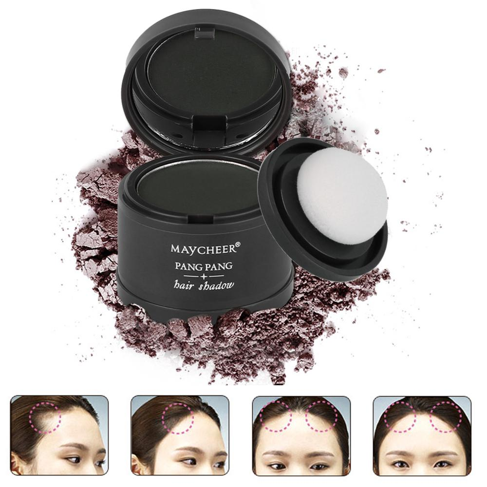 Nature Hair Shadow Powder Hairline Modified Repair Hair Shadow Trimming Powder Makeup Hair Concealer