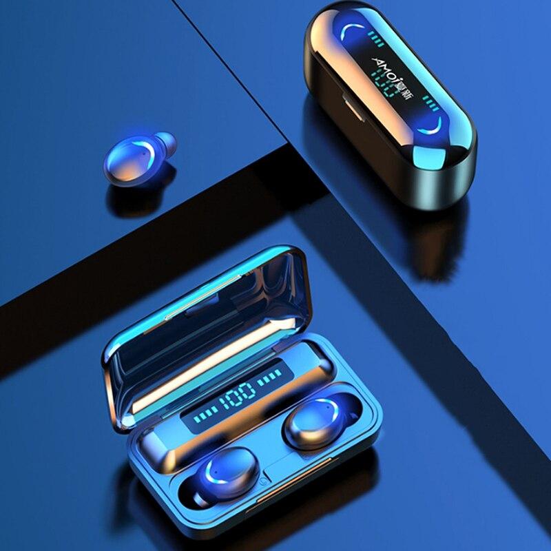 Wireless Earbuds Bluetooth 5.0 Earphones Sport Waterproof Headphones 2020 New enlarge