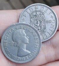 24 millimetri Scozia, 100% Reale Genuino Comemorative Moneta, Collezione Originale