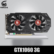 VEINEDA Graphics Card  GTX 1060 3GB 6GB 192Bit GDDR5 GPU Video Card  PCI-E3.0 For nVIDIA Gefore Game