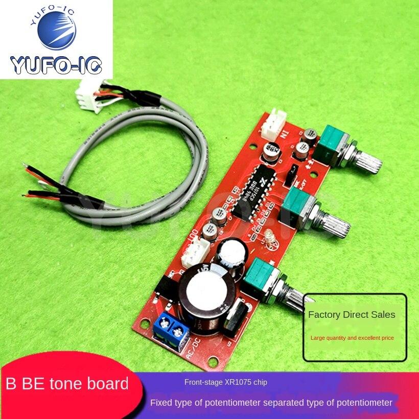 Livraison gratuite 3 pièces BBE yin diao ban Stage XR1075 puce actionneur plaque haute basse réglage