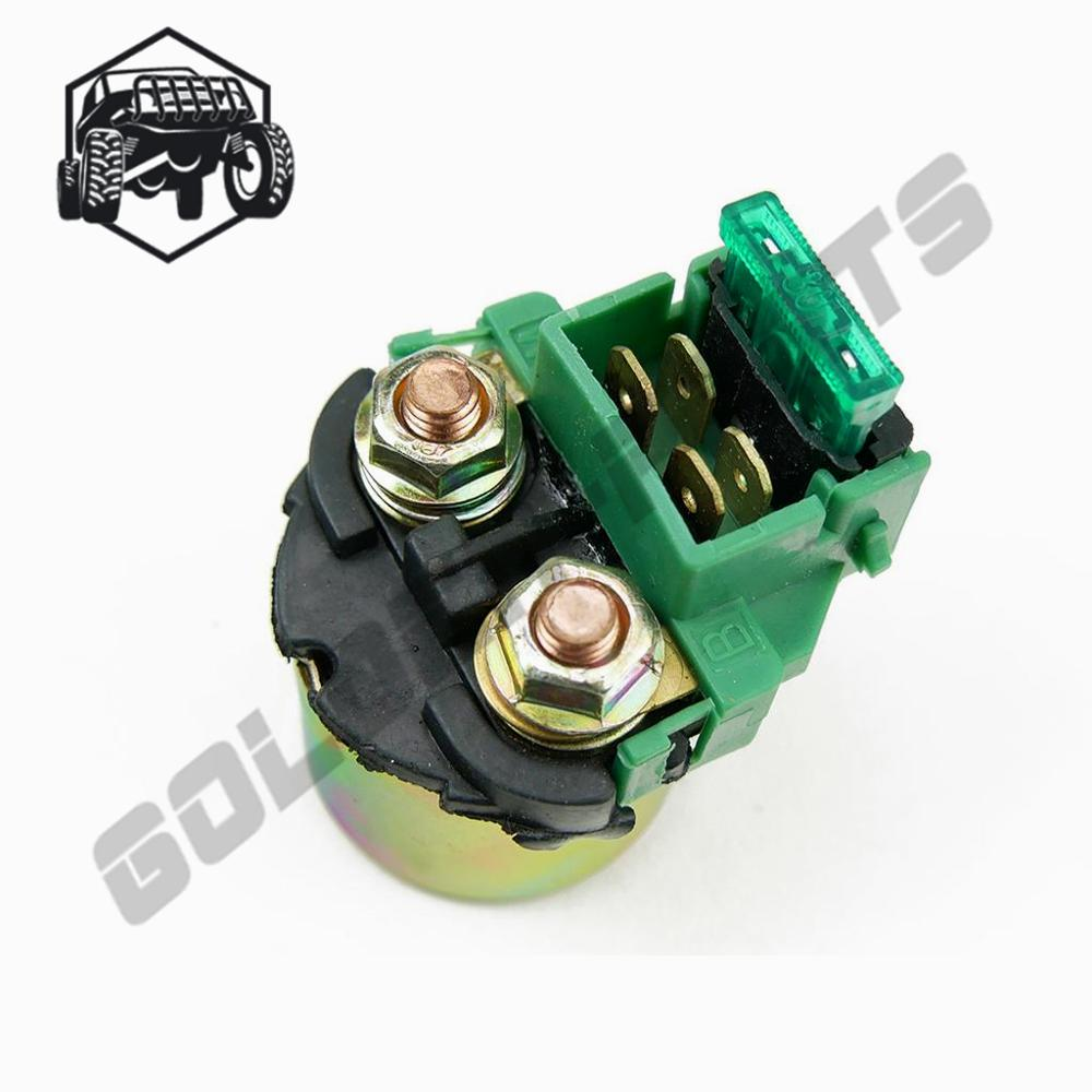 TGB-925805 de solenoide de relé de arranque TGB Blade/Target 500/525/550/600