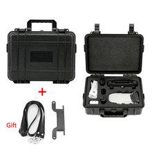 Boîte antidéflagrante professionnelle pour Dji Mavic Mini étui de transport étanche Hardshell sac à main pour Mavic Mini Drone sac Portable