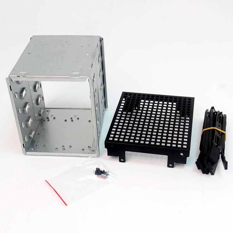 H1111Z HDD IDE HDD/SSD/SATA caja de disco duro caja/SATA/disco duro externo para 3,5 pulgadas caso HDD estación de acoplamiento 5Bay Caddy