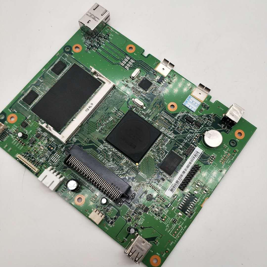 Ce475-60001 ce475 المنطق المجلس الرئيسي للطابعة hp p3015 مع أجزاء طابعة الشبكة