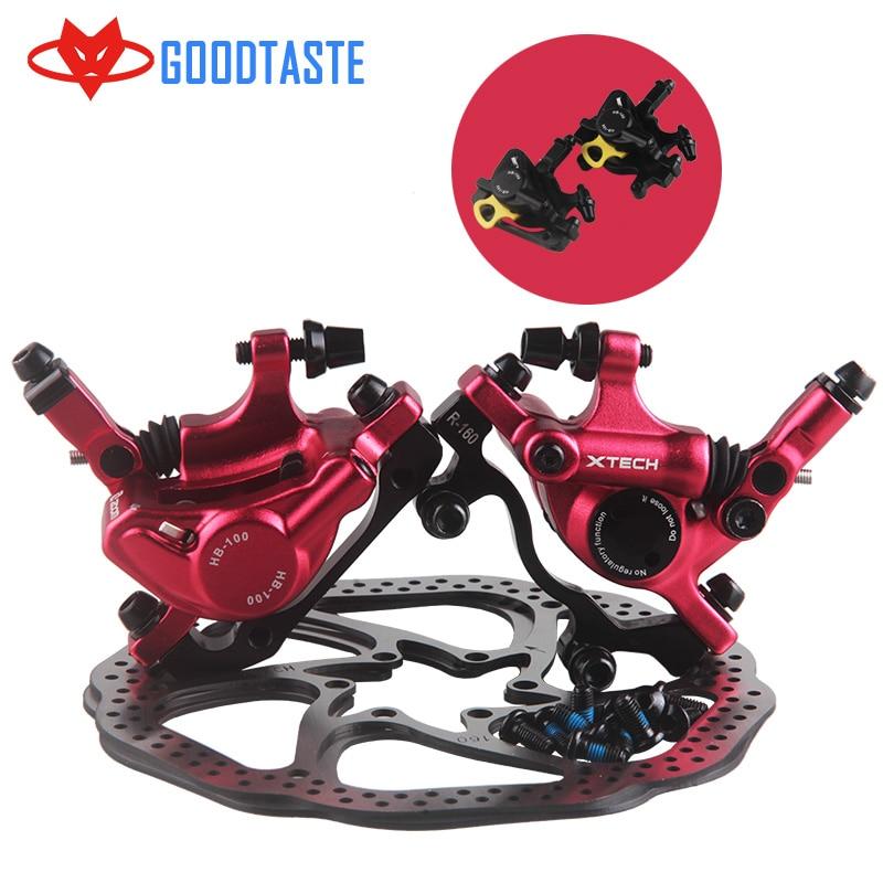 ZOOM MTB Strabe-disco hidráulico para bicicleta, accesorios para bici, MTB Strabe Linie...