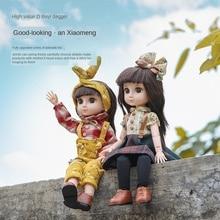 36cm fille poupée BJD jouet grand coffret cadeau fille princesse enfants jouet habiller poupée
