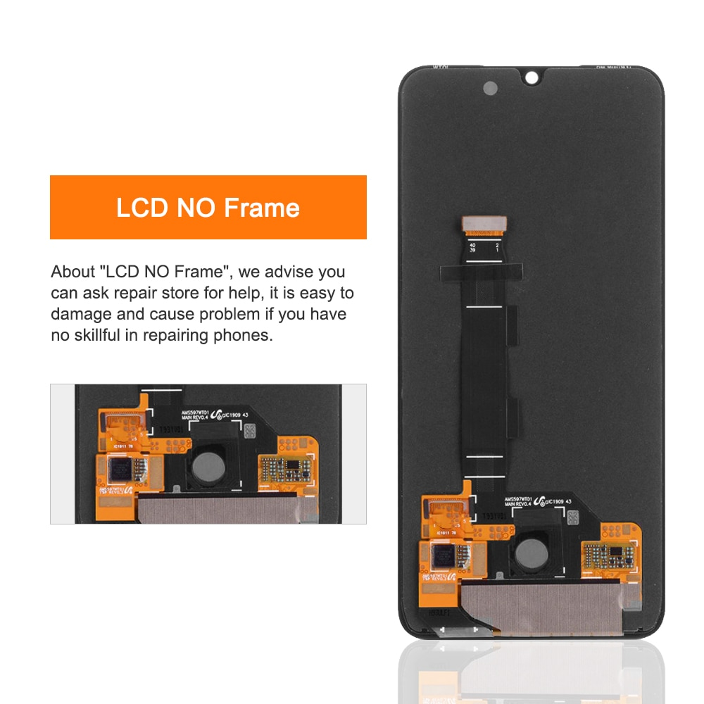 Original Screen For Xiaomi Mi 9 SE Lcd Display Touch Screen Digitizer Assembly Replacement For Xiaomi Mi9SE Mi9 SE M1903F2G Lcds enlarge
