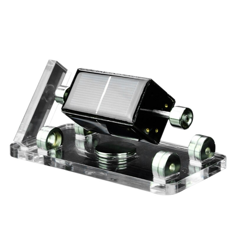 ELEG-Solar Horizontal de cuatro lados levitación magnética Mendocino Motor Stirling Motor modelo de educación