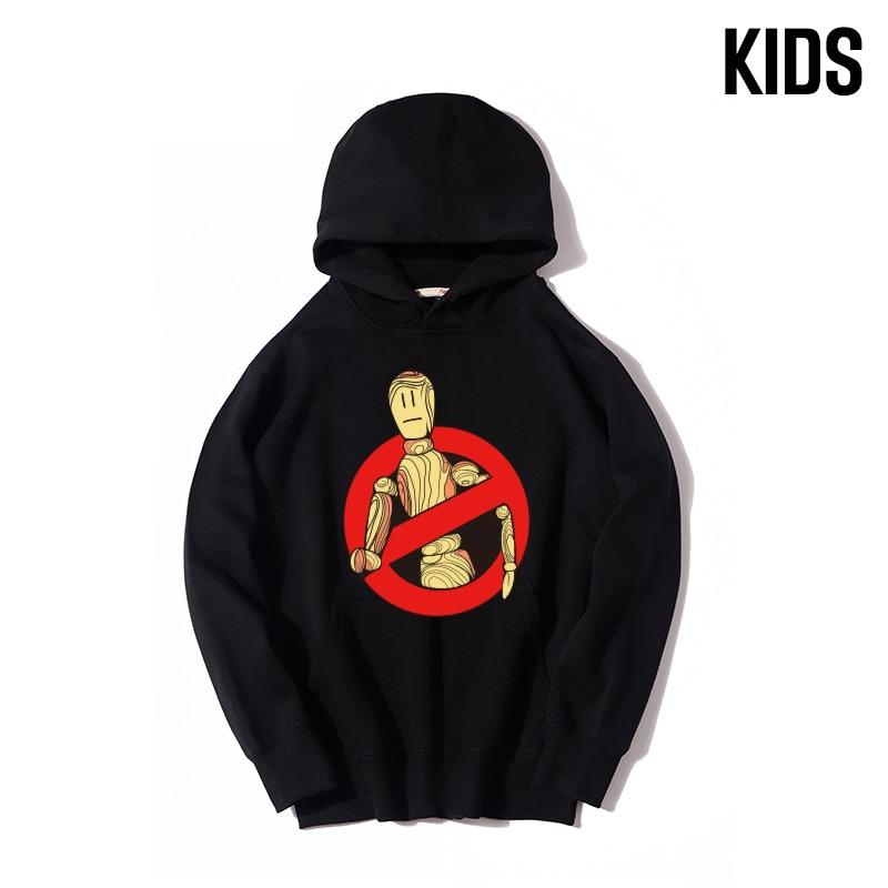 Детские толстовки с капюшоном Мерч Брайн Мапс, весенне-осенние детские толстовки из плотного флиса с длинными рукавами, семейная одежда, то...