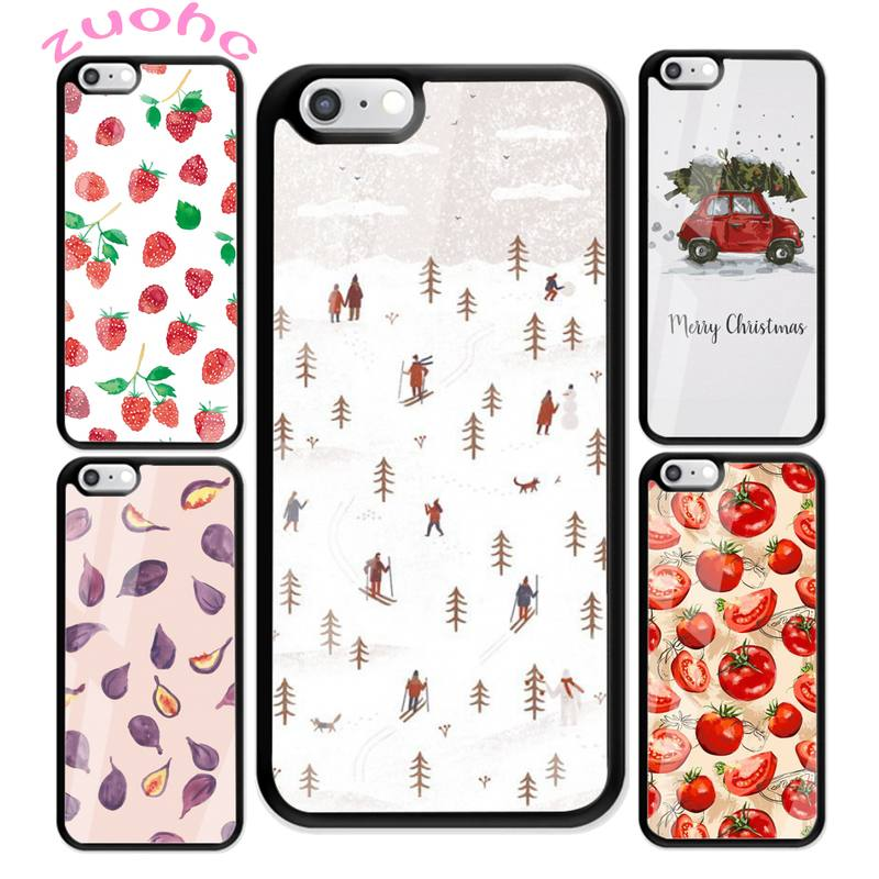 Some Pretty Thing Phone Case For iphone 11 Pro Max X XR XS SE 2020 6S 7 8 Plus Acrylic Plexiglass TPU phone case