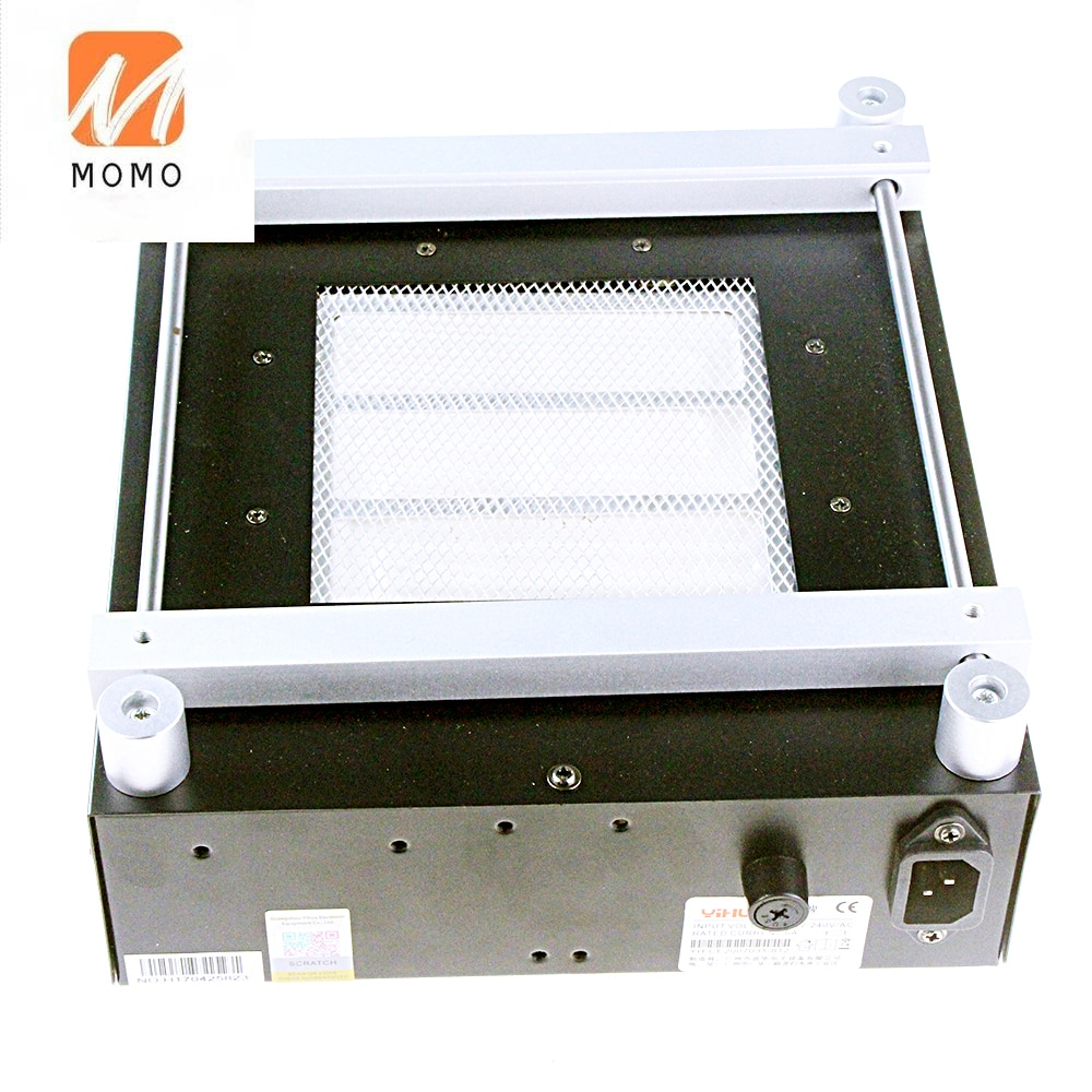 Digital Infrared Preheater for 853A Lead-Free Preheating Rework Station Mainboard Soldering Station Repair enlarge
