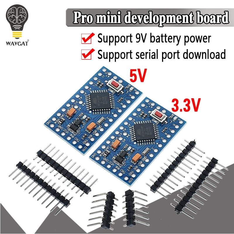 ATMEGA328P Pro Mini 328 Mini ATMEGA328 5 В/16 МГц ATMEGA328 3,3 В