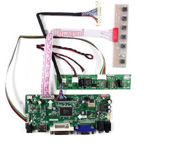 M.NT68676 مجموعة لوحة للقيادة, لm240hw01 VD V.D HDMI + DVI + VGA LCD LED ، لوحة تحكم للشاشة