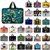 Angepasst Laptop Sleeve tasche Notebook Tablet Fall Fur Asus Acer Dell HP 9 7 11 6 13 13 3 14 15 4 15 6 17 3 17 4 zoll   S