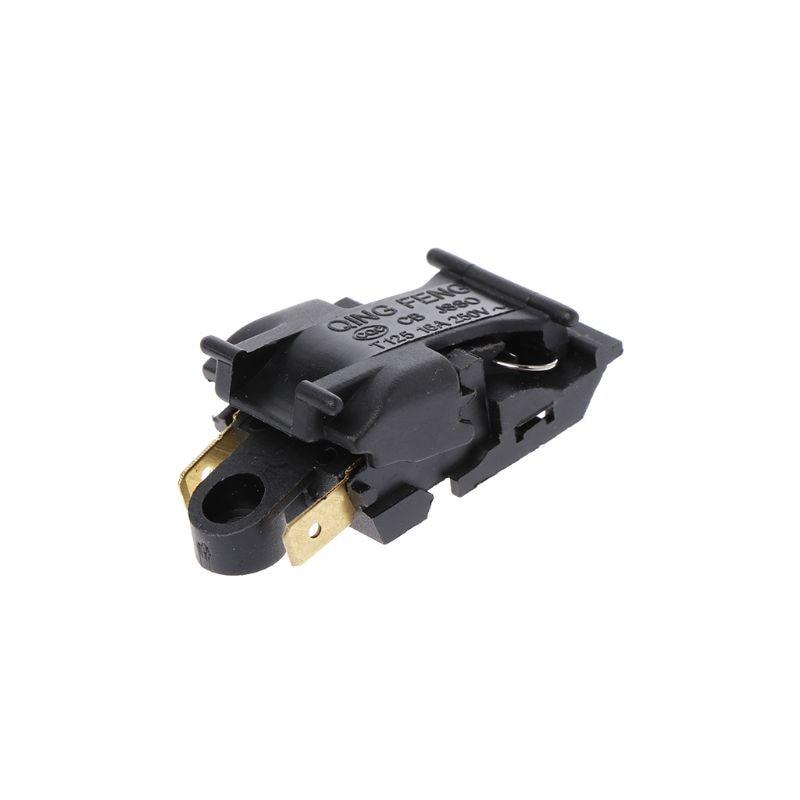 Termostato para Hervidor eléctrico, 1 pieza, 16A, interruptor de 2 pines, partes de electrodomésticos de cocina A6HB