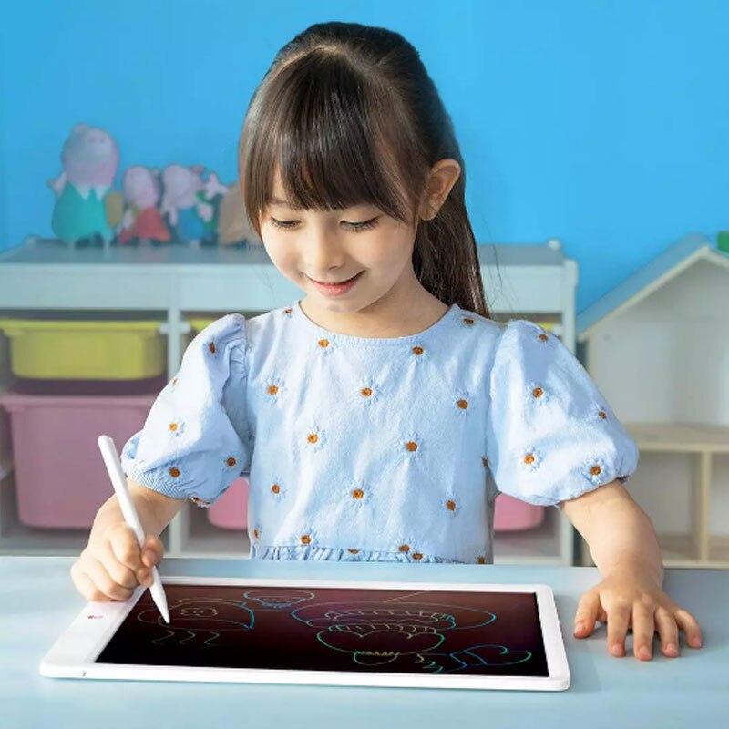 Xiaomi Mi Mijia-لوحة رسم LCD صغيرة للأطفال ، قلم كتابة ناعم ، هدية للمنزل الذكي ، جديد