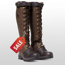 New Fashion Winter PU Leather Women Shoes Knee High Zipper Womens Designer Boots Lace Up Riding Low