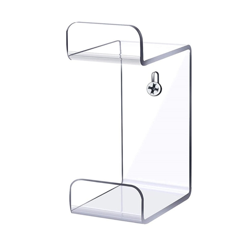 Controller Display Stand Compatible with PS3/PS4/PS5 Handle, Gamepad Wall-mounted Holder Headset Bracket