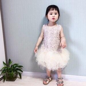 Children's summer Princess Dress