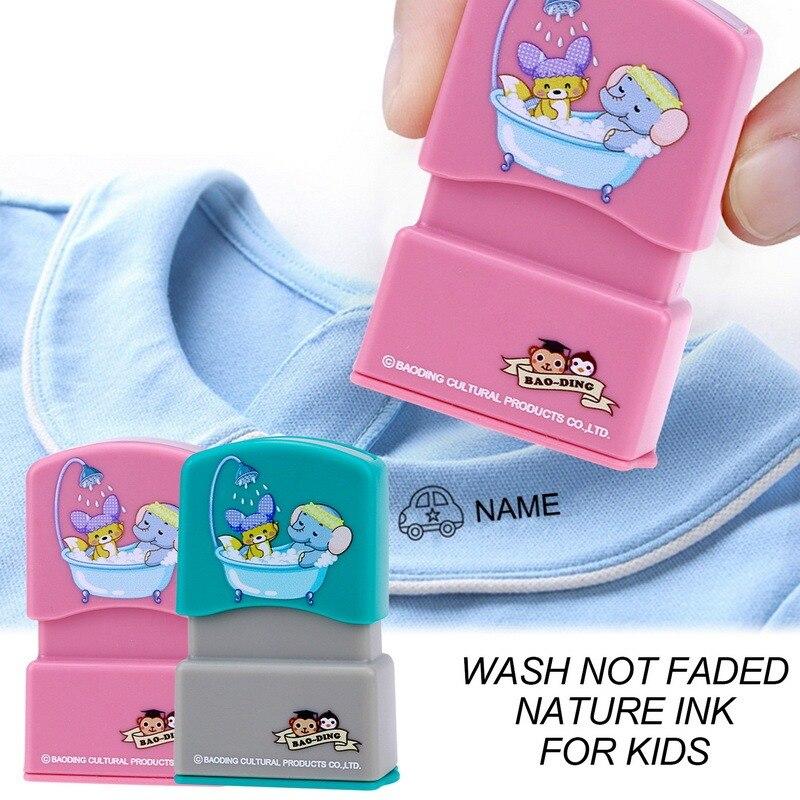 Штампы с именем на заказ, штампы с именем на заказ для детей, штампы на заказ для детской одежды, штампы на заказ не будут смыты, подарок