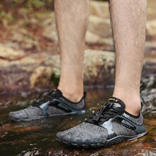 Litthing Outdoor Hiking Shoes Trekking Sneakers Men Women Durable Nonslip Beach Wading Shoes Lover L