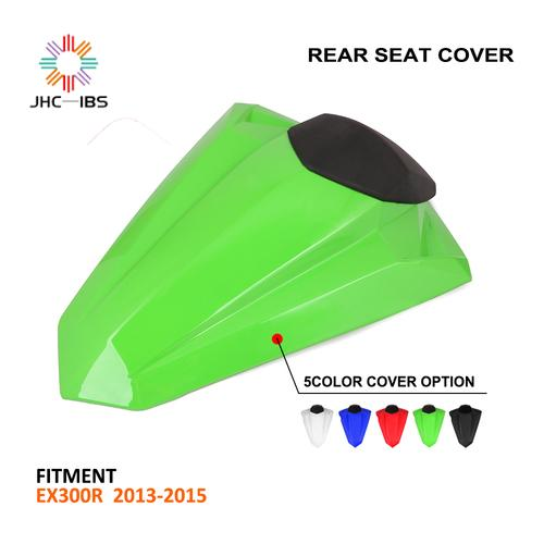 Motorcycle ABS Plastic Rear Seat Fairing Tail Cover Cowl For KAWASAKI Ninja EX300R EX 300R 2013-2017 2013 2014 2015 2016 2017