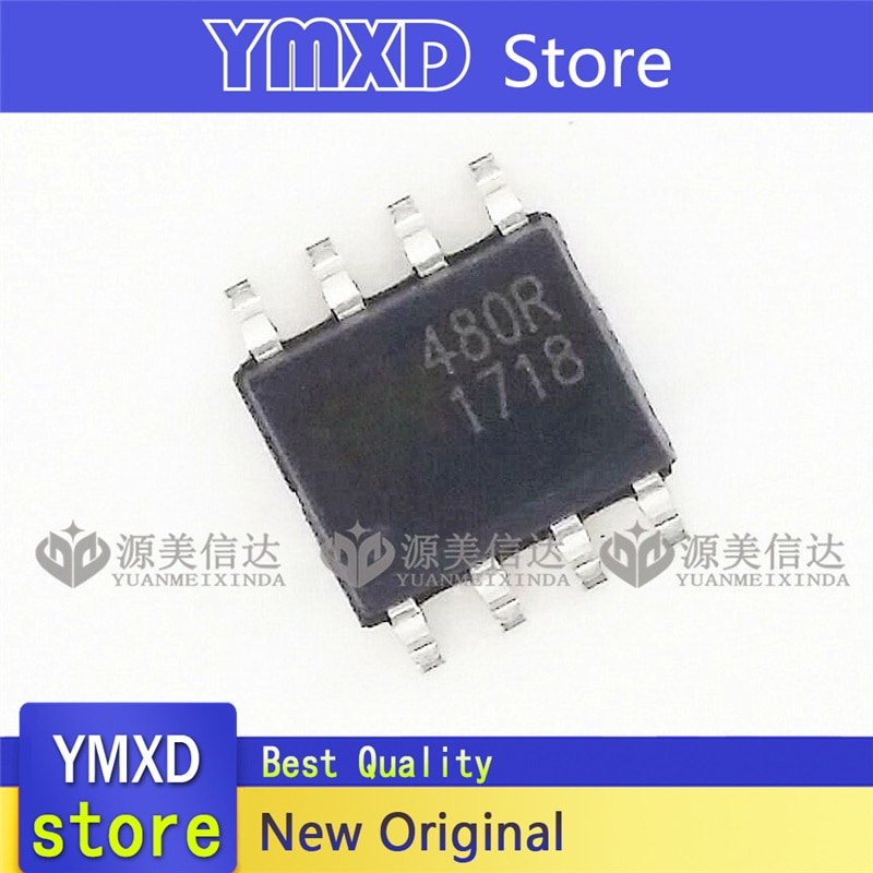 10pcs/lot New Original SYN480R 480R wireless receiver chip patch 8 pin SOP-8 transceiver IC In Stock
