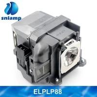 Original pour ELPLP88 lampe de projecteur ampoules pour Powerlite Home Cinema 640 EX9200 PRO EX5250 projecteurs
