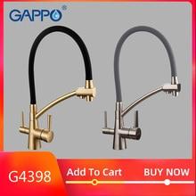 GAPPO filtre à eau robinets cuisine robinet mélangeur cuisine robinets mélangeur évier robinets purificateur deau robinet cuisine mélangeur filtre robinet