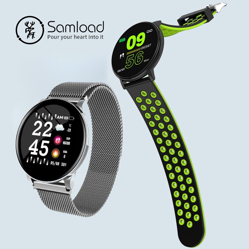 116 Plus Smart Armband W8 Sport Fitness Armband D18 Smart Armband Blutdruck Messung Schrittzähler Smartband Uhr