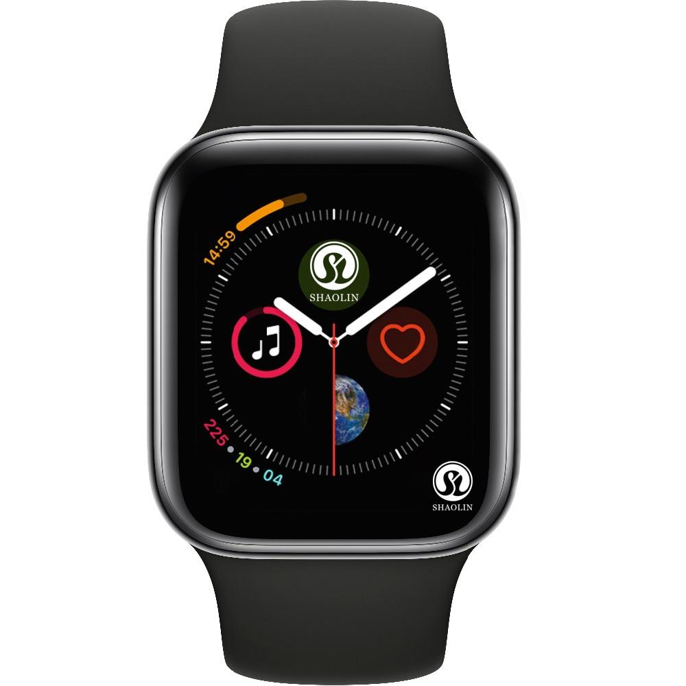 Reloj inteligente Serie 6 con Bluetooth, 50% de descuento, para Apple, iOS,...