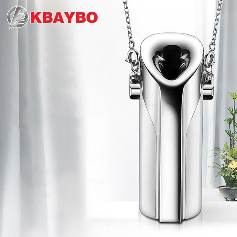 KBAYBO mini purificador de aire portátil collar purificador de aire purificador personal purificador de aire generador de iones negativos eliminador de olores