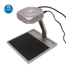 Cámara térmica Qianli SuperCam para inspección eléctrica, placa base de teléfono móvil, detección de fallas PCB, imagen térmica infrarroja