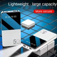 20000 ma mobile power super capacity xiaomi portable fast charger outdoor backup battery for samsung huawei iphone