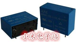 BPM1-SS-112LM 105LM 124LM AFE Aifu تتابع 10A 250VAC 4 أقدام عادة مفتوحة