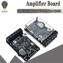 10 Вт/15 Вт/20 Вт/30 Вт/40 Вт стерео Bluetooth усилитель мощности доска 12 В/24 В высокой мощности Цифровой усилитель модуль XY-P15W